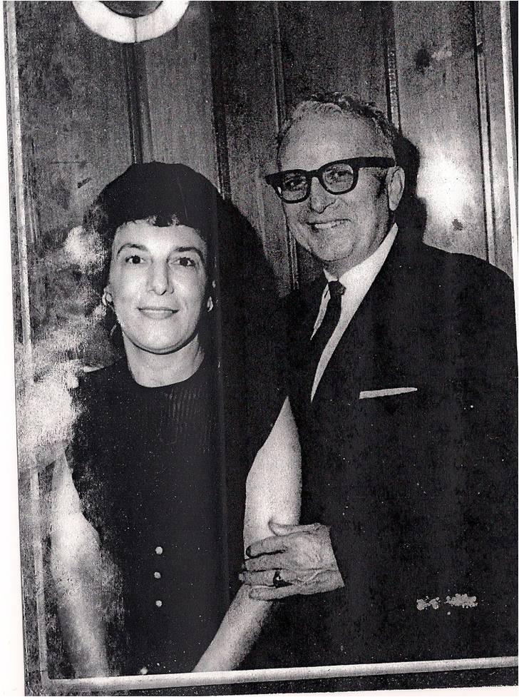 Margaret(Mater) and Turner Hale 1964