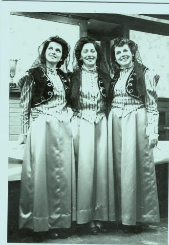 Folk Dress50s