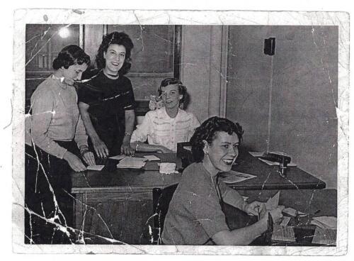 Margaret Mater 1945